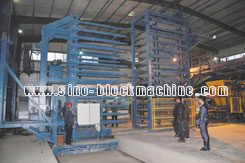 QT12-15 Concrete Block Making Machine